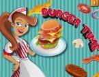 Hamburger Hazırlama