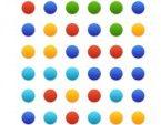 Renkli Noktaları Birleştirme